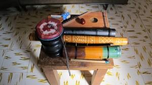 Los instrumentos de Alejandro que el público usará el 2 de mayo