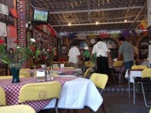 Restaurante La Abuelita.
