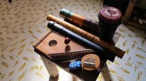 Los instrumentos de la Orquesta Interactiva AD/OPTA & ADAPTA