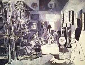 Meninas (Picasso)