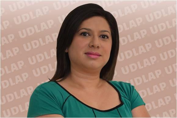 Dra. Judith Cruz Sandoval  Profesora de tiempo completo del Departamento de Mercadotecnia