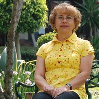 Maestra Silvia Reyna Téllez