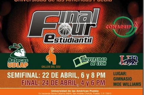 Final Four : Campeonato Nacional Conadeip