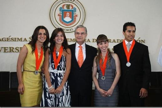 Ceremonia de Graduación UDLAP 2010