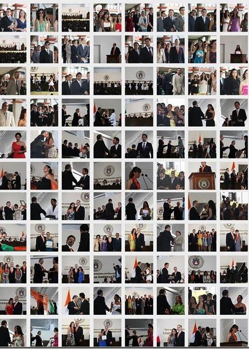Ceremonia de Graduación UDLAP 2010 – Galería de Fotos