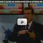 Dr. José Loyola en entrevista sobre el tema de la Ley SB1070