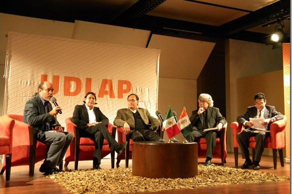Se presenta en la Capilla del Arte UDLAP el libro: Carlos Slim, retrato inédito