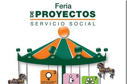 18 y 19 de agosto,  Feria de Proyectos de Servicio Social
