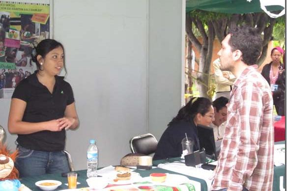Lo que sucedió en la Feria de Servicio Social en la UDLAP