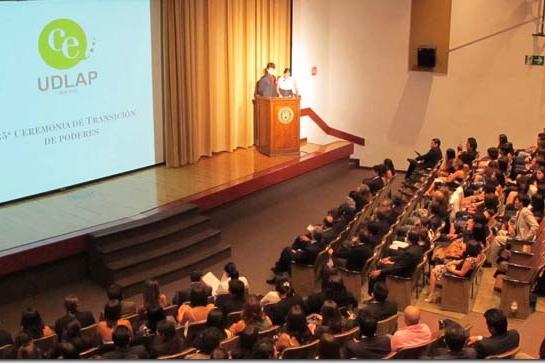Renueva la Universidad de las Américas Puebla a su Consejo Estudiantil