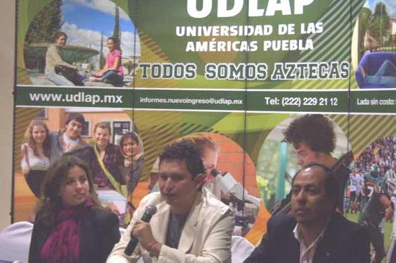 La Capilla del Arte de la UDLAP presenta Revolucien en su temporada otoño 2010
