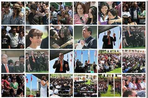 Fotogalería: Bienvenida a estudiantes de nuevo ingreso: Otoño 2010