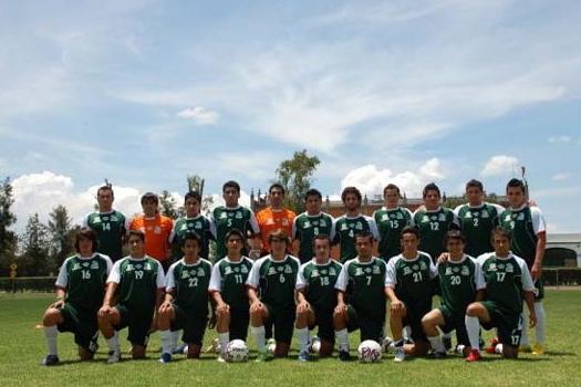 Aztecas UDLAP de soccer varonil pasa a etapa estatal de copa nacional de futbol