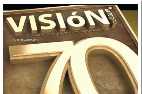 Consulta en línea la edición especial de Visión exaUDLAP: 70 años, 70 trayectorias