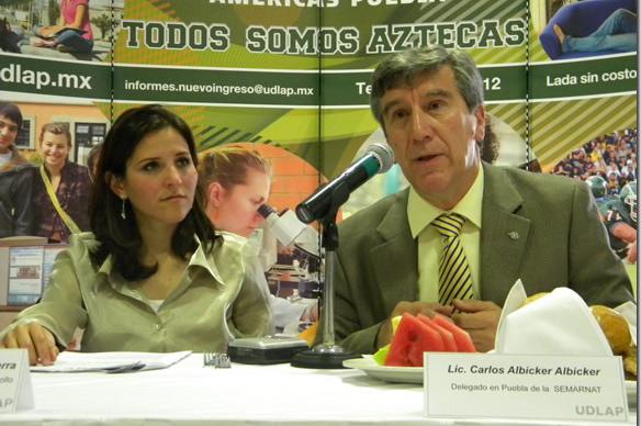 Universitarios poblanos buscarán acciones para disminuir efecto invernadero