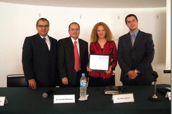 Se presenta en la UDLAP portal de internet de estadística judicial de la SCJN
