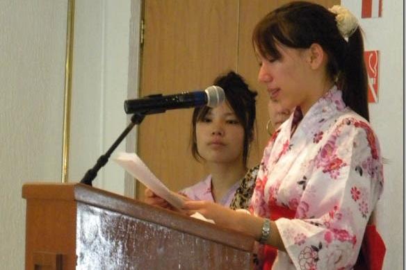 Finalizan estancia en la UDLAP 19 estudiantes de Japón