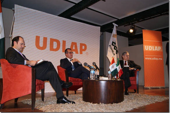 Presenta Luis Carlos Ugalde su libro «Así lo viví»