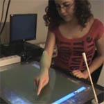 Superficies interactivas multi-táctiles: nuevo proyecto en el área de innovación.