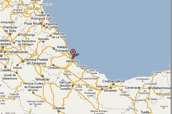 Centro de acopio para apoyar a damnificados en Veracruz