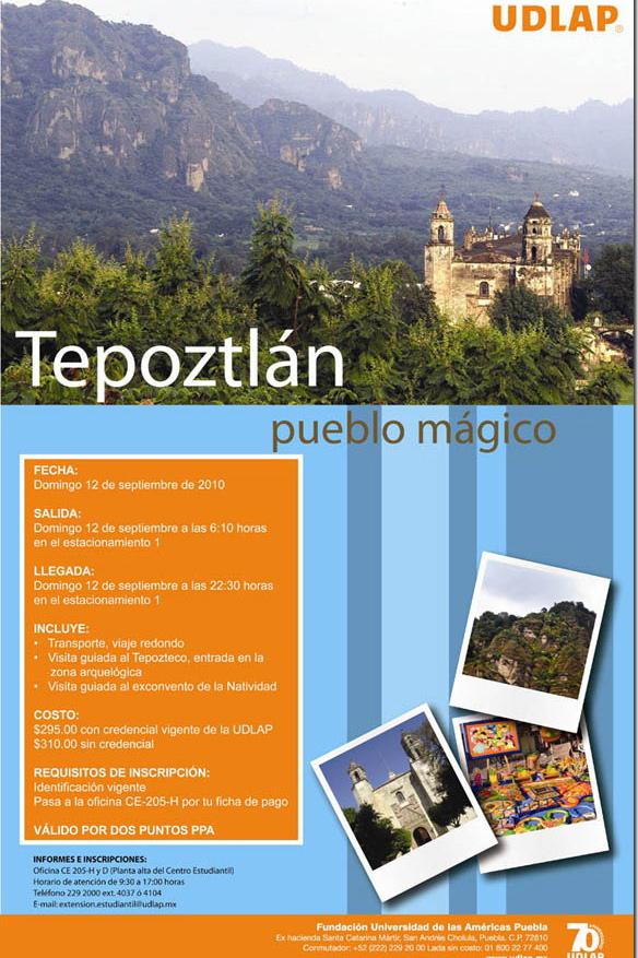 Viaje a Tepoztlán : Pueblo mágico