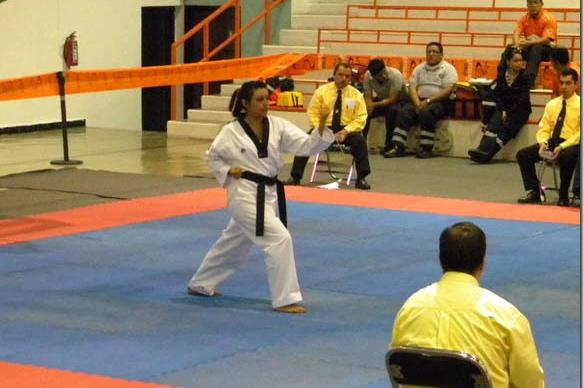 Aztecas de tae kwon do conquista el medallero de la competencia nacional de la CONADEIP