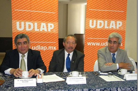 Abre UDLAP Centro de Investigación de Empresas Familiares