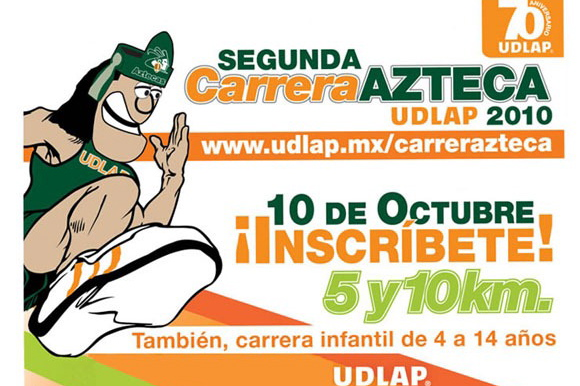 Faltan 5 días para la Segunda Carrera Azteca + Videos de algunos de los ganadores del año pasado
