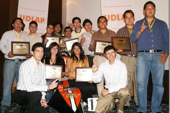 UDLAP, primer lugar en el campeonato Electratón
