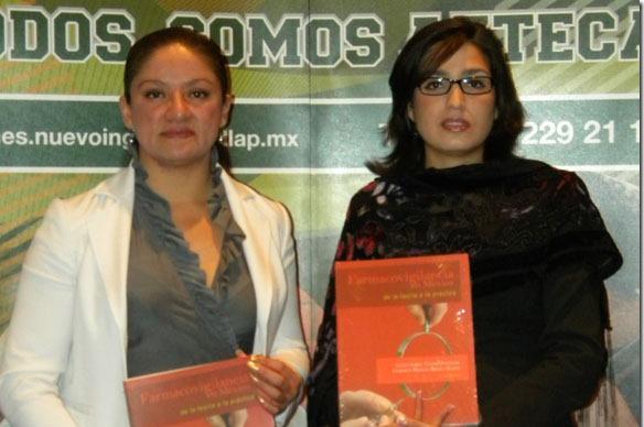"""La UDLAP presenta el libro """"Farmacovigilancia en México: de la teoría a la práctica"""""""