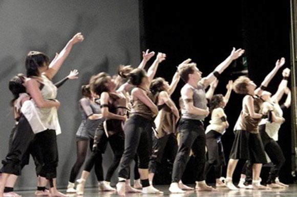Danza UDLAP presenta con éxito Colección de Repertorios 2010