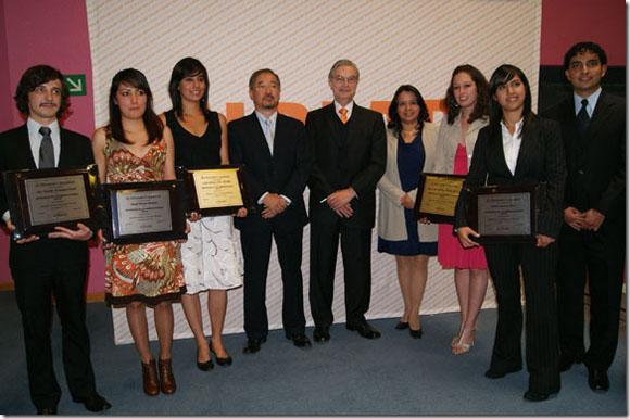 Jóvenes con potencial de líderes globales son distinguidos como Scholars Mitsubishi – UDLAP 2010