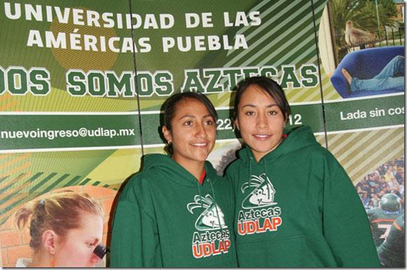 Aztecas de soccer femenil participarán con la selección mexicana en cuadrangular en Brasil