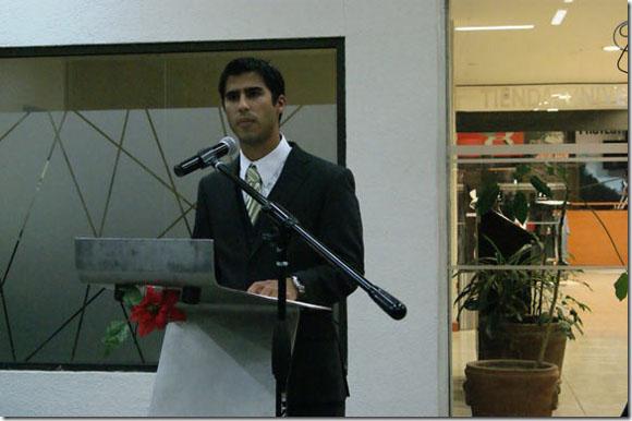 Estudiantes, responsables de un futuro brillante: Representante Consejo Estudiantil de la UDLAP