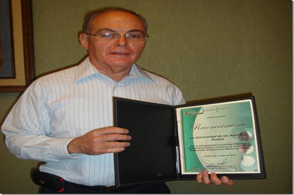 Más reconocimientos a la Maestría en Calidad de la Educación de la UDLAP.
