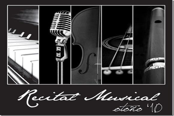 Recital Musical Otoño 2010