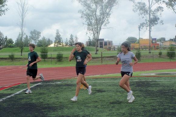 16 aztecas de atletismo buscarán su pase a la etapa regional de la Olimpiada Nacional