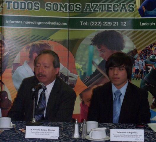 UDLAP organiza el XI Simposio Internacional Reto Negocios