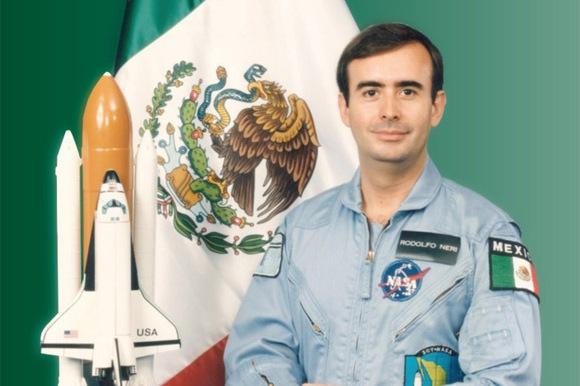 Primer mexicano en el espacio presente en el Segundo Encuentro Nacional de Ciencias de la UDLAP