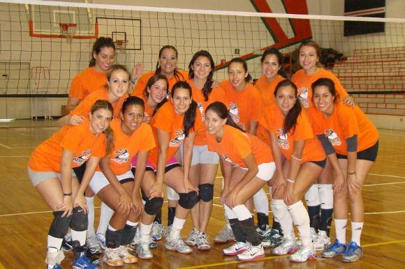 Equipos Representativos UDLAP- Voleibol Femenil