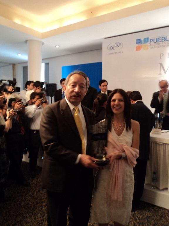 UDLAP obtiene premio al Mérito Exportador