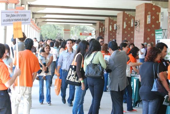 Más de 10 mil visitantes se reúnen en la Expo UDLAP 2011