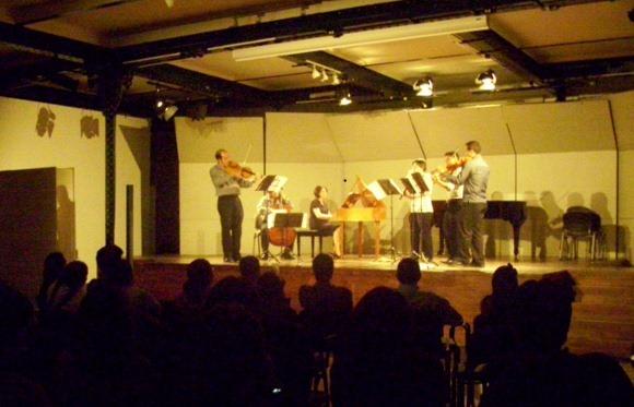 Camerata Gioia inicia los Miércoles Musicales en la Capilla del Arte UDLAP