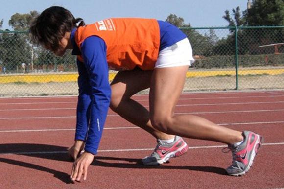 13 Aztecas de atletismo competirán en la Olimpiada Nacional 2011
