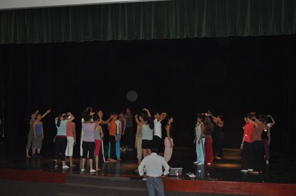 Inicia el 4° Foro Internacional de Danza Contemporánea y Artes de Movimiento