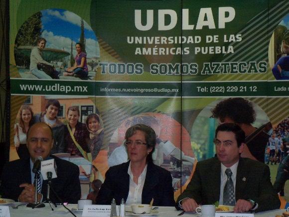 UDLAP aplicará métodos educativos de Europa y Estados Unidos