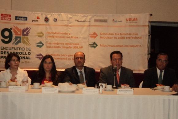 UDLAP anuncia su 9º Encuentro de Desarrollo Profesional