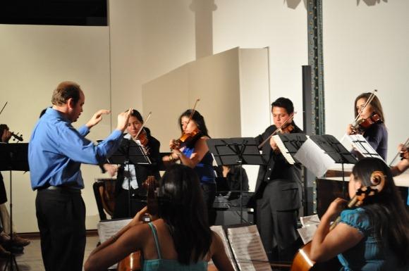 "Inicia el 8° Festival de Música de Cámara ""Cameralia 2011"" en la Capilla del Arte UDLAP"