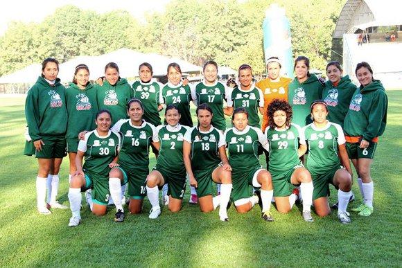 Aztecas de soccer y voleibol femenil campeonas en CONADEIP