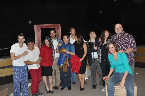 Compañía de Teatro UDLAP cierra presentaciones en el Centro Nacional de las Artes